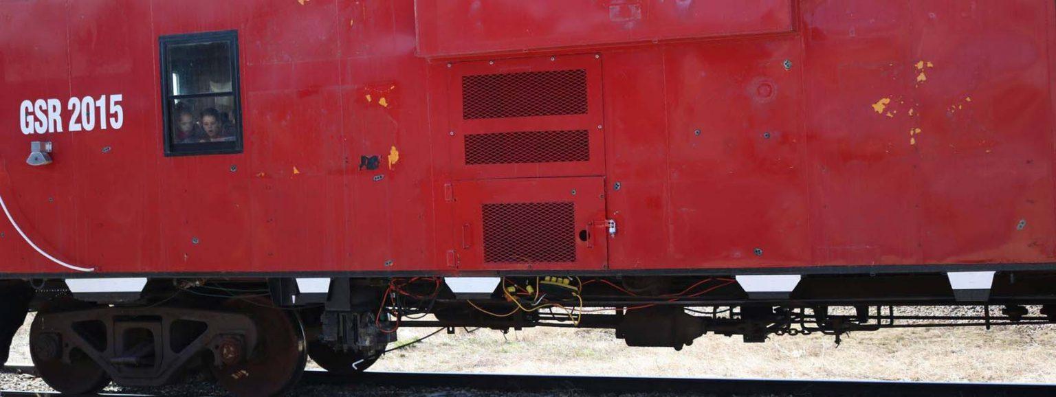 Caboose - Great Sandhills Railway