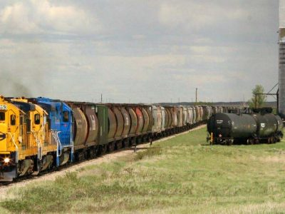 Rail Car Storage with Great Sandhills Railway