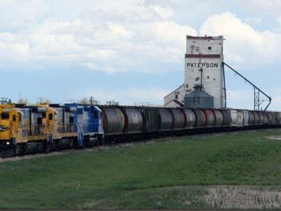 Transloading - Great Sandhills Railway